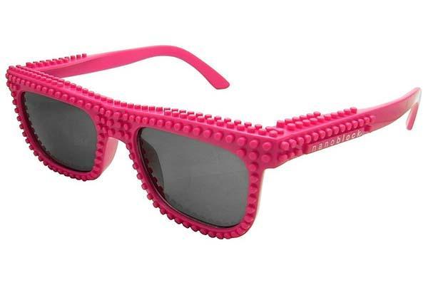 The Customizable Nanoblock Sunglasses