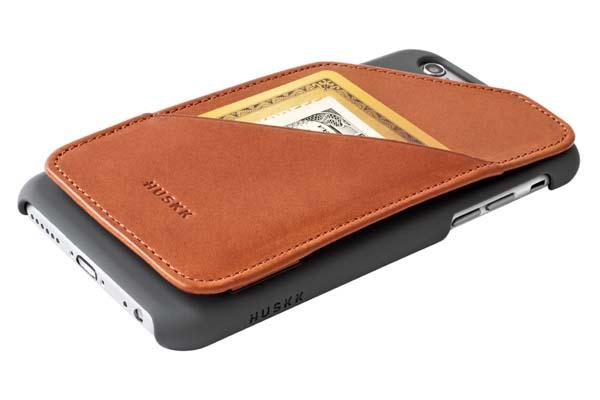The Quickdraw Wallet Leather iPhone 6 Case