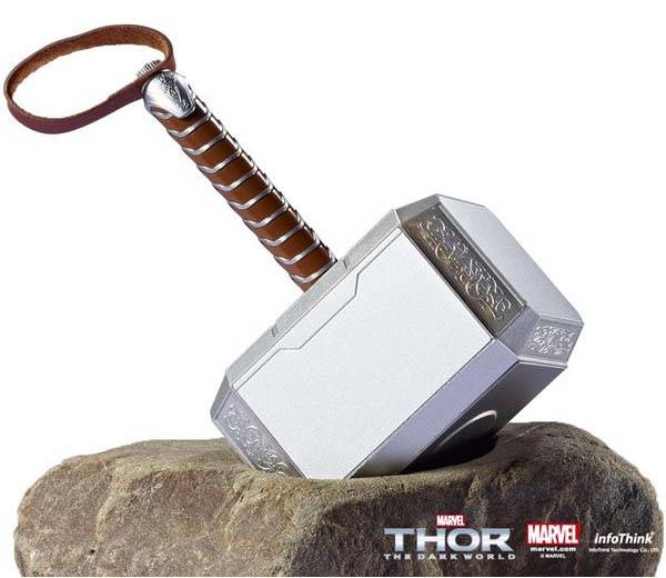 the thor hammer power bank gadgetsin