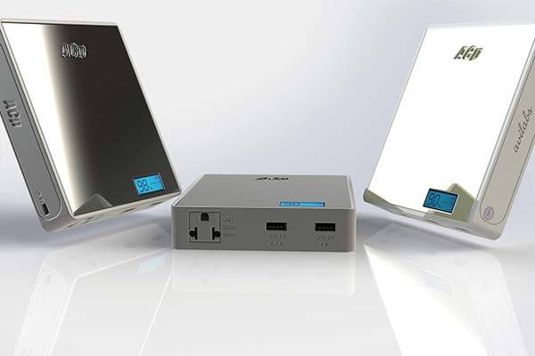 ACp Power Bank with AC Outlet and USB Outputs