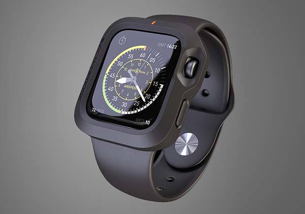 ActionProof Bumper Apple Watch Case