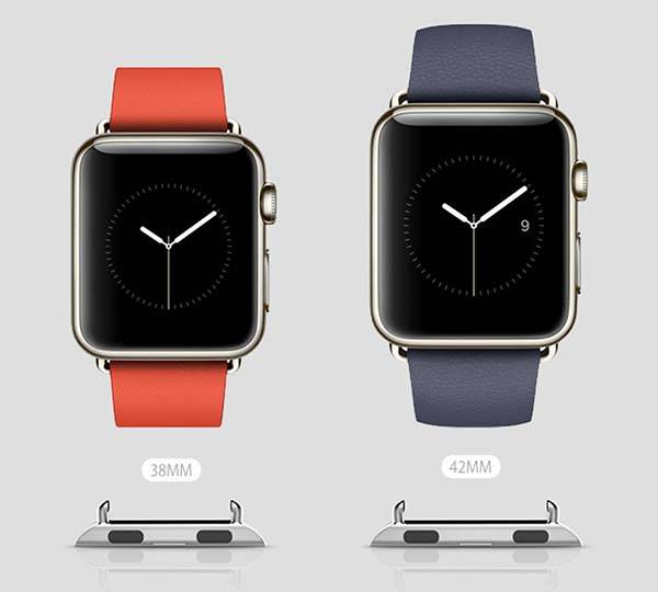 Adappt Watch Band Adapter for Apple Watch