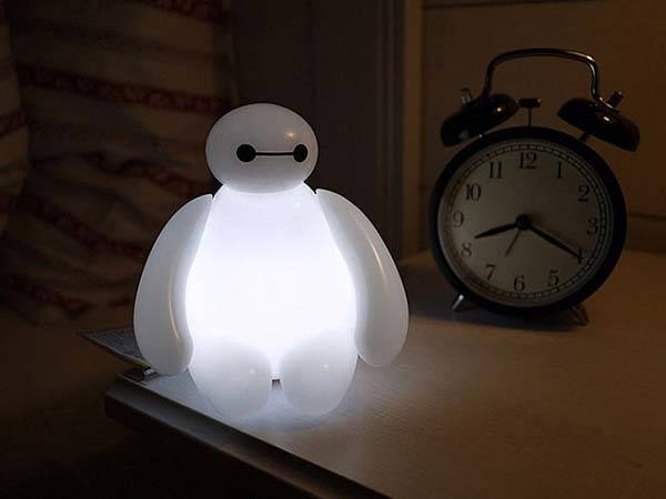 Big Hero 6 Baymax USB LED Lamp