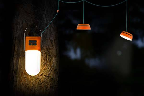 BioLite NanoGrid LED Lantern with Power Bank