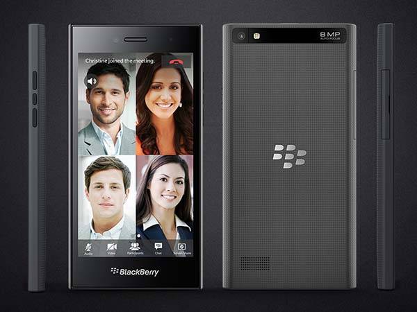 BlackBerry Leap Smartphone Announced