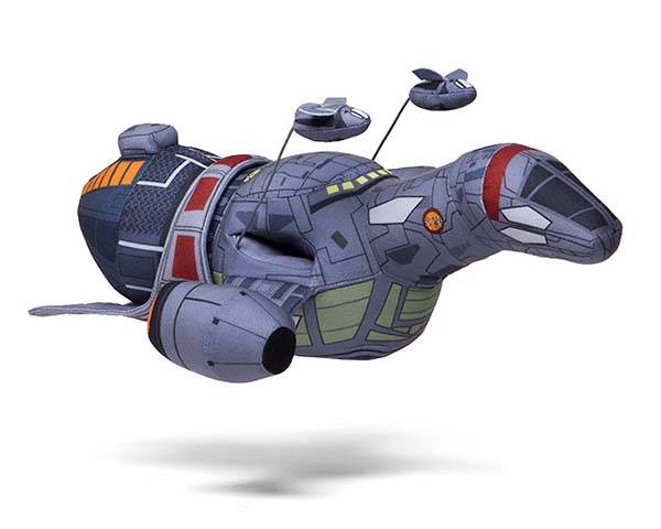 Firefly Serenity Plush Toy