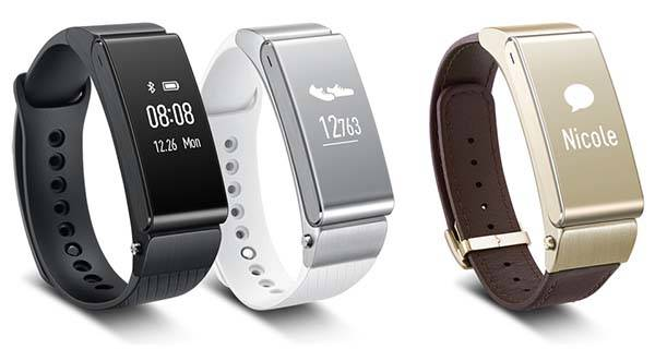 Huawei TalkBand B2 Smartband with Fitness Tracker and Bluetooth Headset