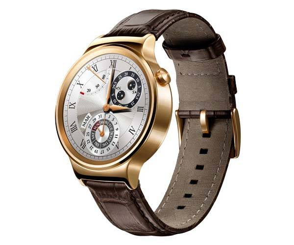 Huawei Watch Smartwatch Announced