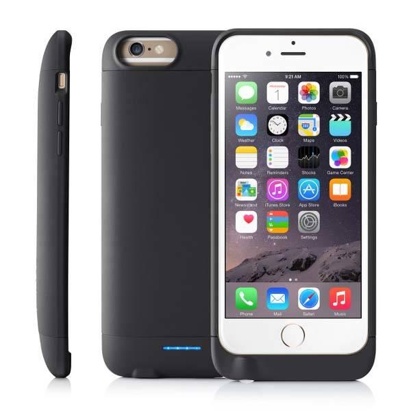 Ibattz Mojo Refuel Invictus Iphone 6 Battery Case With