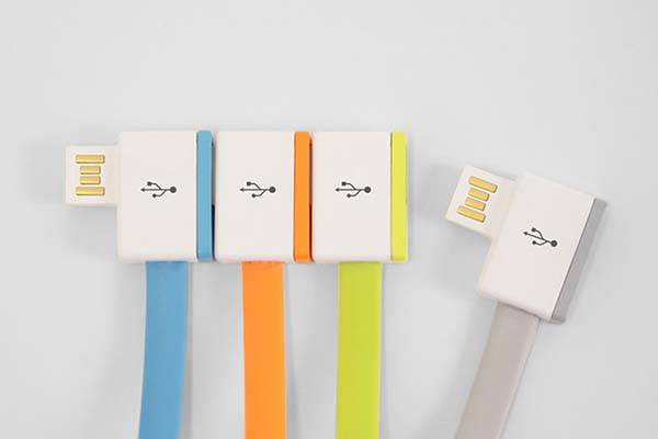 InfiniteUSB Stackable USB Cable