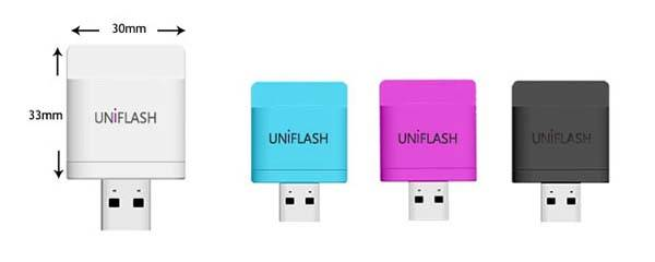iPocket Cloud Card Reader Works as an External Storage Device for Mobile Devices