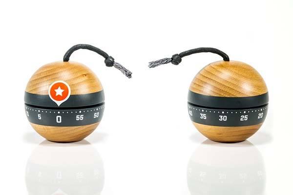 Kaboom Bomb-Styled Kitchen Timer