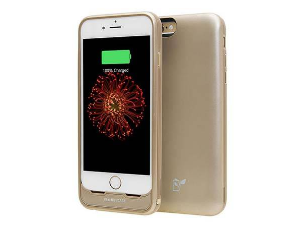 LifeCHARGE iBattery iPhone 6 Battery Case