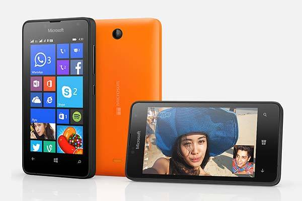 Microsoft Lumia 430 Dual SIM Windows Phone Costs Only $70