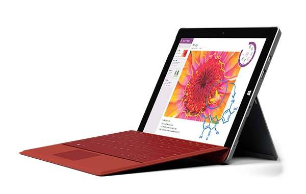 Microsoft Surface 3 Windows Tablet
