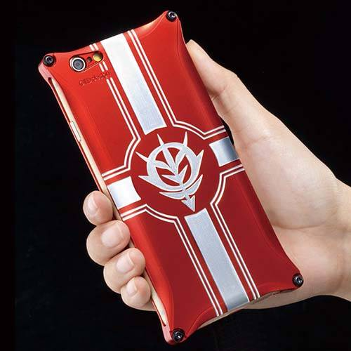 Mobile Suit Gundam Aluminum iPhone 6 Case