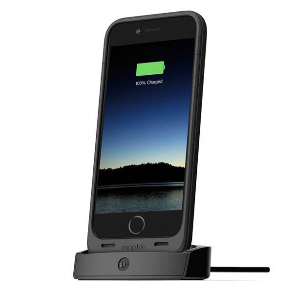Mophie Juice Pack Dock iPhone Charging Station