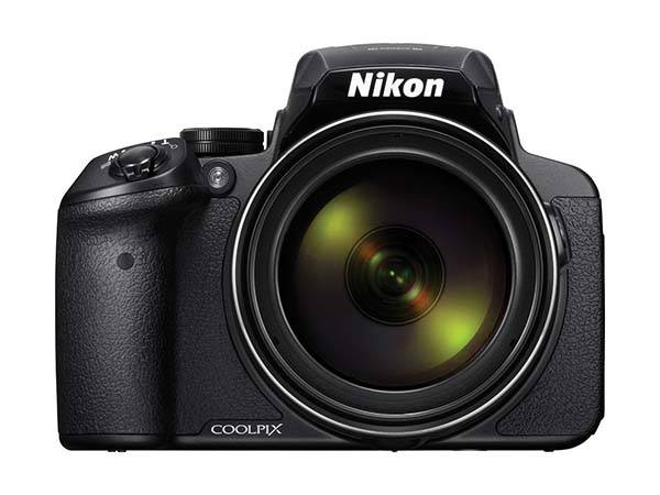 Nikon COOLPIX P900 Long-Zoom Camera with a 83x Zoom Lens