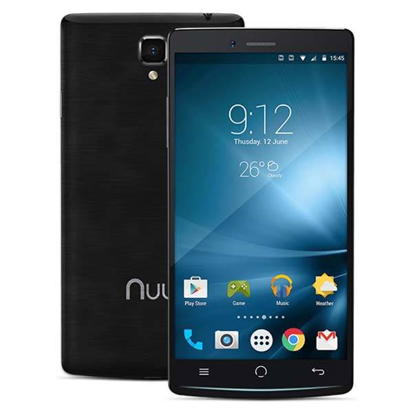 NUU Mobile Z8 Android Phone Announced