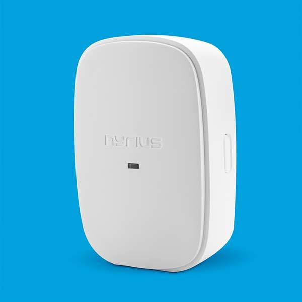 Nyrius Smart Outlet Works with Existing Wall Outlets