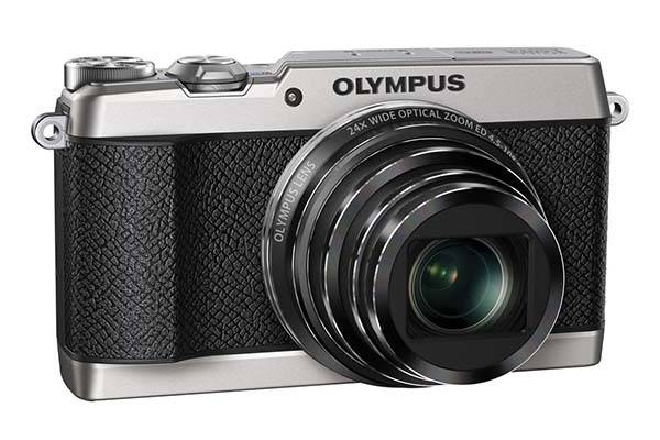 Olympus Stylus SH-2 Compact Camera with 24x Optical Zoom Lens