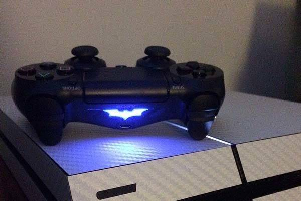 Personalize Your DualShock 4 Game Controller with the Light Bar Skins