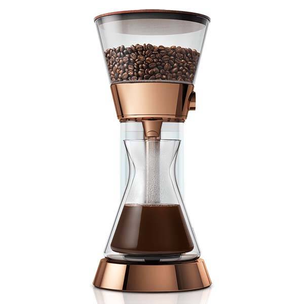 Poppy Pour-Over Smart Coffee Machine