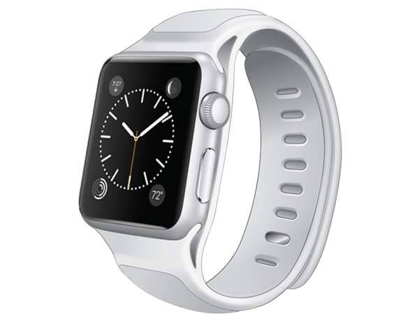 Reserve Strap Apple Watch Band with Power Bank