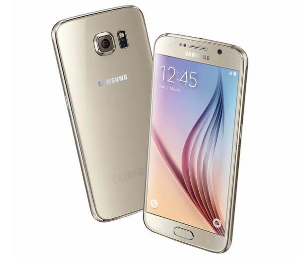 Samsung Galaxy S6 Android Smartphone Announced