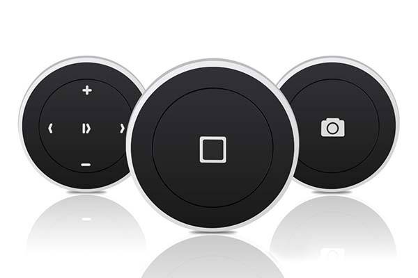 Satechi Bluetooth Button Series for Easy Accesss to Your Smartphone or Tablet