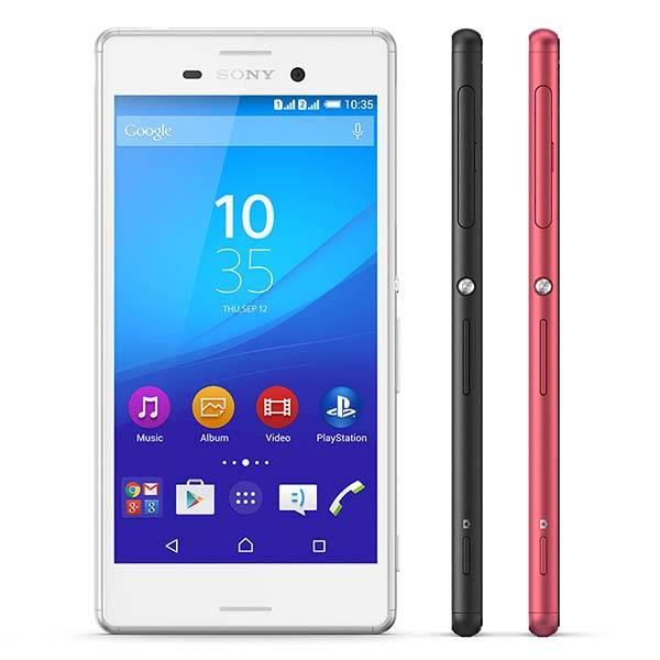 Sony Xperia M4 Aqua Android Smartphone Announced