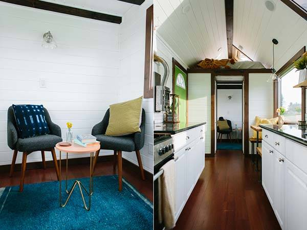 Tiny Heirloom Sets Your Luxury Home on Wheels