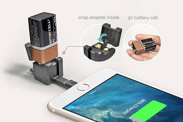 WonderCube All-In-One Mobile Accessory with Charger, Stand and Extra Storage