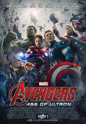 Avengers: Age of Ultron Movie Posters