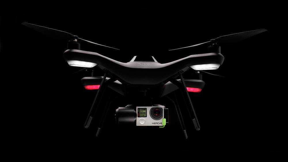 3D Robotics Solo Smart Drone
