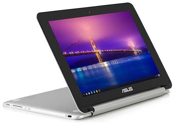 ASUS Chromebook Flip, C201 and Chromebit Announced