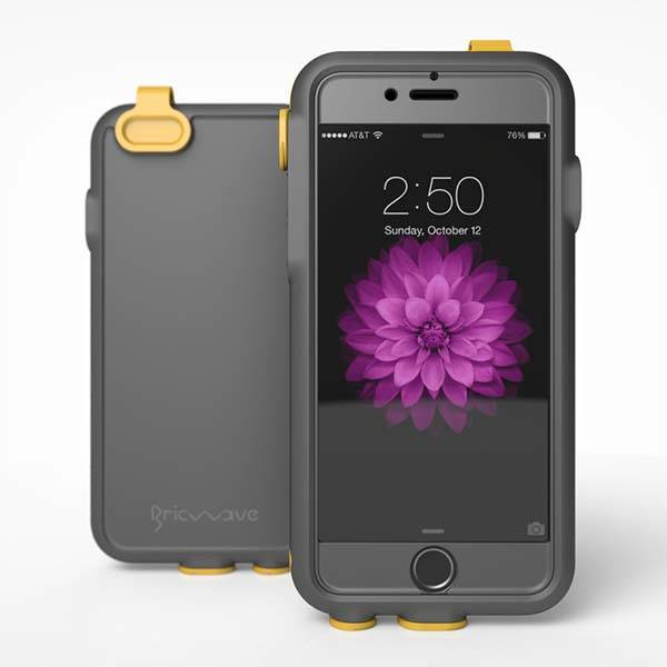 [BRIC+] Utility Waterproof iPhone 6 and iPhone 6 Plus Cases