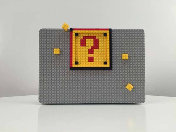 Brik Case Lets You Personalize Your MacBook with LEGO Bricks