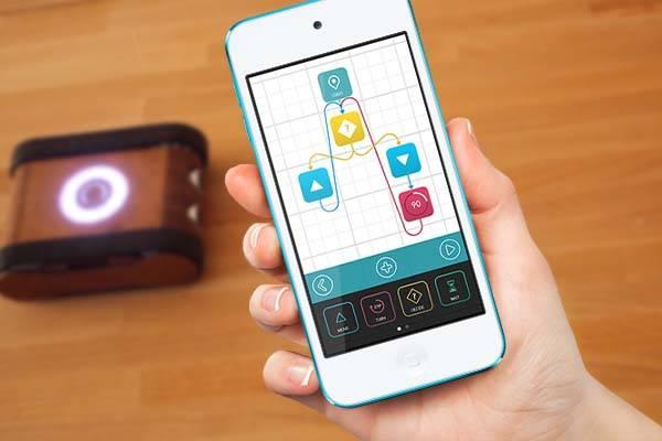 Codie Robotic Toy Teaching Kids the Basics of Coding