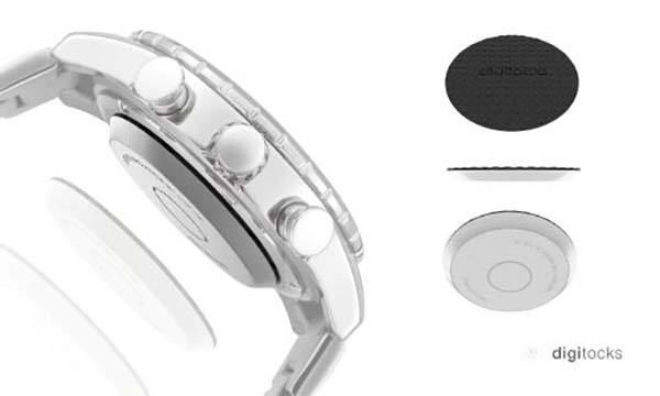 Digitocks Turns Your Watch into Smartwatch