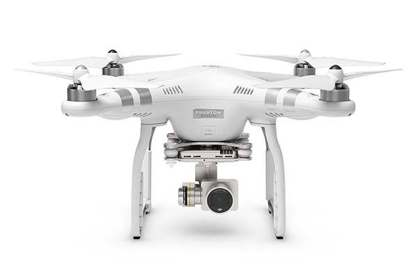DJI Phantom 3 Advanced Flying Drone