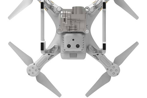 DJI Phantom 3 Proffesional and Advanced Flying Drones