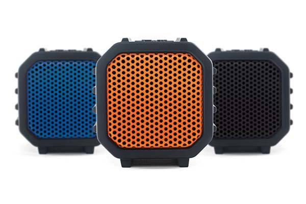 ECOXGEAR ECOPEBBLE Mini Bluetooth Waterproof Speaker
