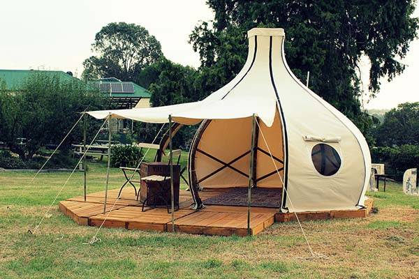 ... Froute Pod an Onion-Like Tent Brings You Comfortable C&ing Experience ... & Froute Pod an Onion-Like Tent Brings You Comfortable Camping ...