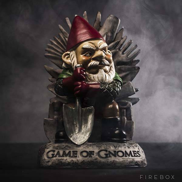 The Garden Gnome Inspired by Game of Thrones