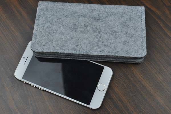 The Handmade Wool Felt iPhone 6 and iPhone 6 Plus Cases
