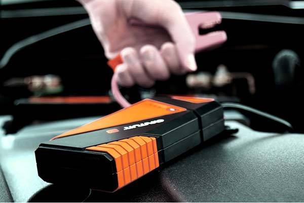 JumperPack Mini Jump Starter with USB Charger and LED Flashlight