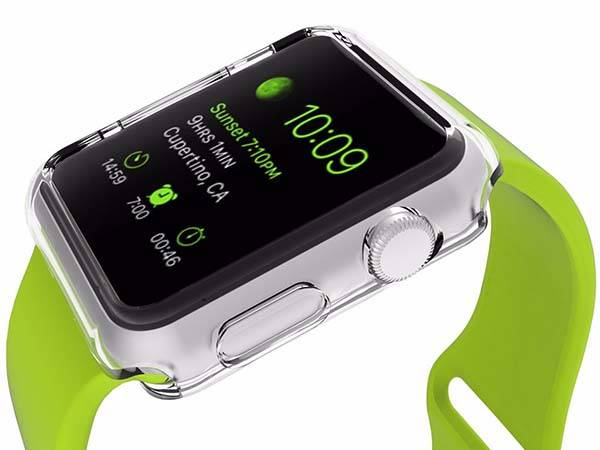 Luvvitt Clarity Apple Watch Case