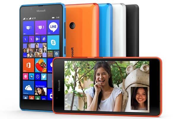 Microsoft Lumia 540 Dual SIM Windows Phone