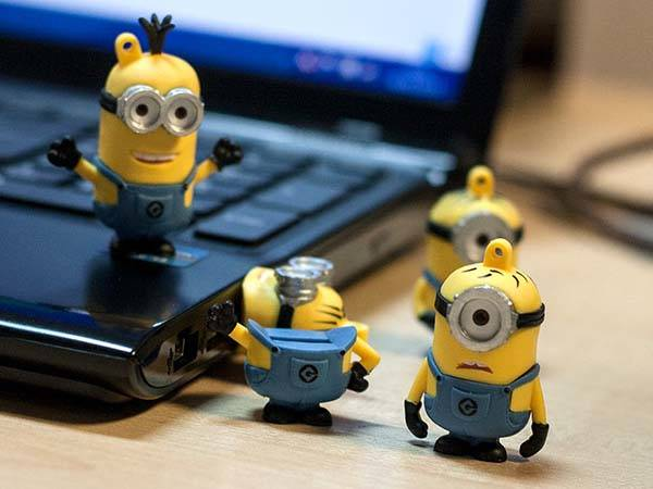 The Minion USB Flash Drive